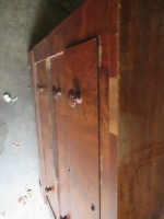 SMALL DRESSER WITH MIRROR - 4