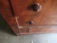 SMALL DRESSER WITH MIRROR - 7