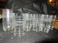 DRINKING GLASSES - 2