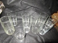 DRINKING GLASSES - 5