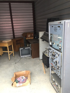 Contents Of Abandoned 10' x 15'  Storage Unit