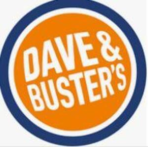 $100 Dave & Buster's Powercards