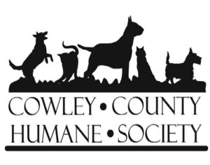 $25 Donation to the Cowley County Humane Society