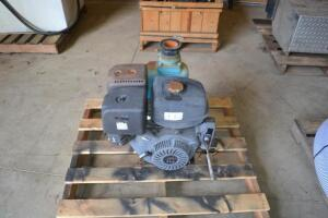 11 HP transfer motor and pump electric start