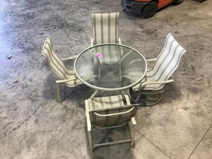 5 PC Patio Set