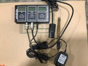 24-7 Nutrient Monitor for Hydroponic Garden System - Working Condition