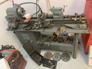 Craftsman Lathe And Extras