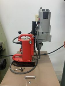 Heavy Duty Electromagnetic Drill Press Milwaukee