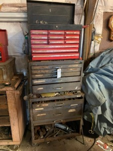 Tool Chests & Contents