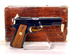 Colt MK IV Series '70 Government 1911 .45 Pistol