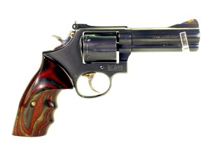 Smith & Wesson Model 586-3 .357 Revolver