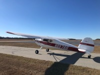 1946 Cessna 140, Continental C85 Engine, N89766 - 3