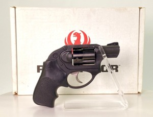 Ruger Model LCR 9mm Revolver
