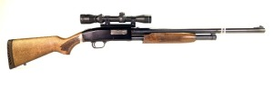 Mossberg Model 500A 12 Ga. Shotgun