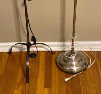 Pair of Floor Lamps - 2