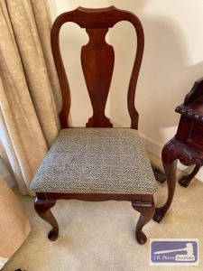 Queen Anne Chair