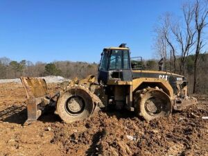 Caterpillar 826 G Land Fill Compactor