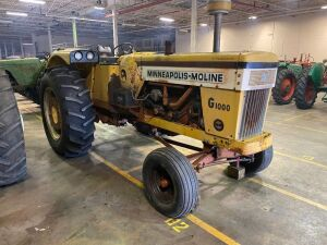 Minneapolis Moline G1000 LP