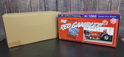 "1/16 Scale Spec Cast (Gottman Toys) International Harvester ""The Red Gambler"" 1066"