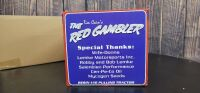 "1/16 Scale Spec Cast (Gottman Toys) International Harvester ""The Red Gambler"" 1066 - 4"