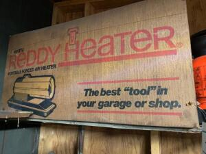 Reddy heater 50000 BTU