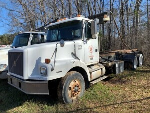 2000 Volvo Roll Off Truck UPDATED!!