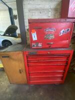 Snap-On Tool Chest - Tools Sold Separate 54in. T x 50in. W x 21in. D