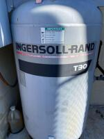 Ingersollrand T30 Air Compressor (Buyer Responsible for Removal) - 2