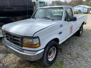 1997 Ford F-250 Truck