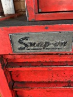 Snap-On Tool Chest - Tools Sold Separate 54in. T x 50in. W x 21in. D - 5
