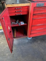 Snap-On Tool Chest - Tools Sold Separate 54in. T x 50in. W x 21in. D - 6