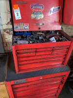 Snap-On Tool Chest - Tools Sold Separate 54in. T x 50in. W x 21in. D - 7