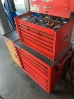 Snap-On Tool Chest - Tools Sold Separate 54in. T x 50in. W x 21in. D - 2