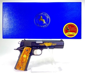 "Colt 1911 Government Model ""1 of 750"" .45 Pistol"