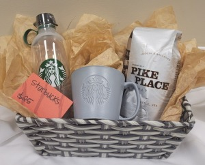 Starbucks: Coffee Time Gift Basket