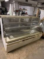 "Bakery Display Case - 76"" W x 38"" D x 48"" H"