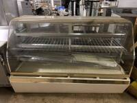 "Bakery Display Case - 76"" W x 38"" D x 48"" H - 2"