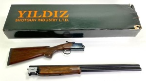 YILDIZ Model SP2 MECCH 12 Ga. Shotgun