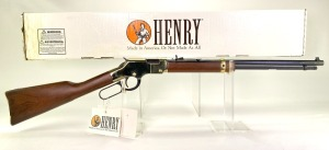 "Henry H004 ""Golden Boy"" .22 Rifle"