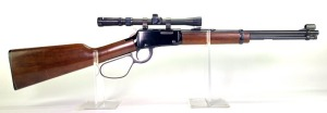 "Henry H001L ""Large Loop"" .22 Rifle"