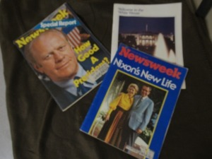2 NEWS WEEK MAGAZINES - 2