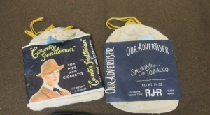 COUNTRY GENTLEMAN TOBACCO BAGS -4
