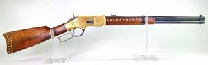 Uberti & Gardone 1866 Chief Red Cloud Tribute .44-40 Rifle