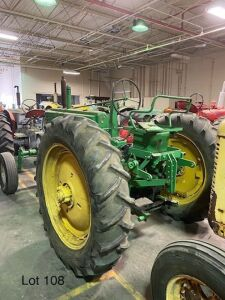 John Deere Styled B with Wide Front