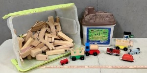 Wood Toys