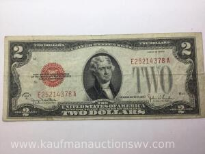 1928G $2 Federal Reserve Note