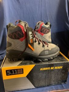 "CABLE HIKER 9"" BOOT SIZE 9R"
