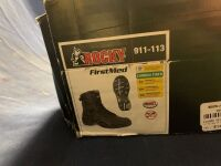 "ROCKY FIRSTMED 9.5"" M BOOT - 3"