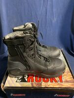"ROCKY FIRSTMED 9.5"" M BOOT - 4"