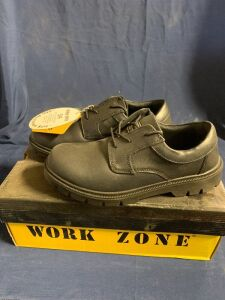 "WORK ZONE 4.5"" SHOES"